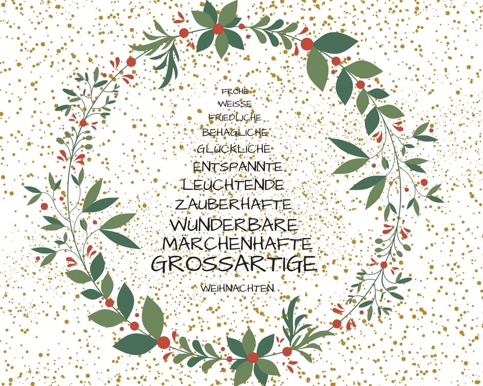 24 Weihnachtswünsche.Mojoanma Weihnachtswünsche