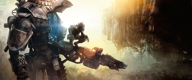 Respawn On Designing The Titans In Titanfall
