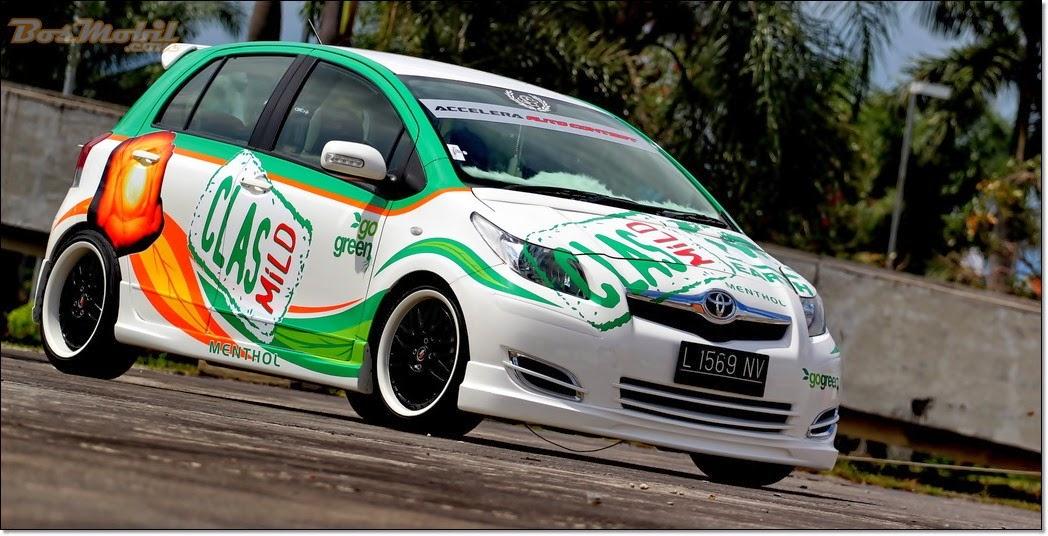 Toyota Yaris Trd Modif 2017 Indonesia Modifikasi - Foto | Jdm-modifikasi