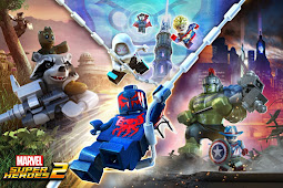 Get Download Game LEGO Marvel Super Heroes 2 for Computer PC or Laptop