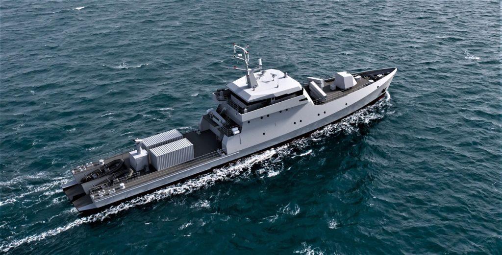 Сенегал замовив французькій верфі три патрульні судна