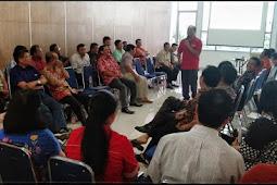Pertemuan Pertama DPH Dengan Para Korwil, Kasi dan Korbid di Awal Tahun 2019