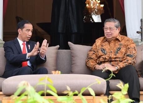 Soal Pertemuan SBY-Jokowi, JK: Kalau Pemimpin Bersatu, Rakyatnya Juga Akan Lebih Bersatu