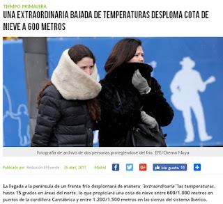 * El cambio climático explicado por expertos *  14