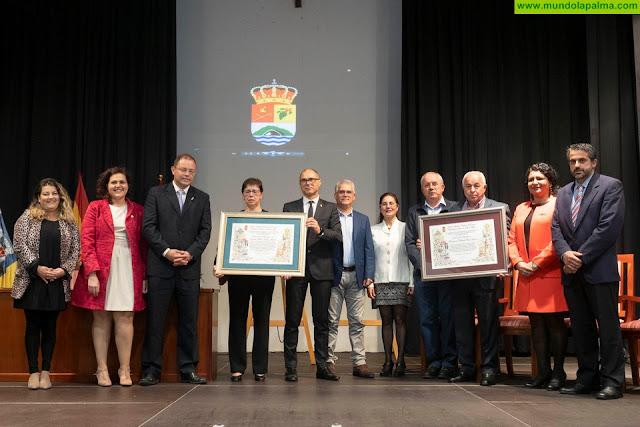 Villa de Mazo reconoce a la artesana Carmen María Triana y a la Asociación Cultural Nuevo Surco