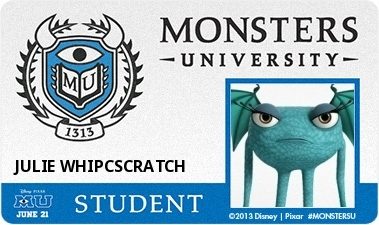 create a monster generator pixar post