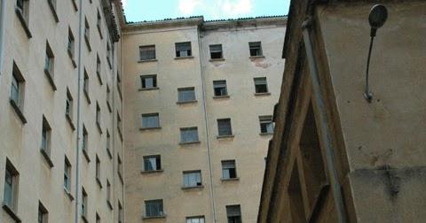 DESCONOCIDO.NET >: Hospital del Tórax de Terrassa al descubierto
