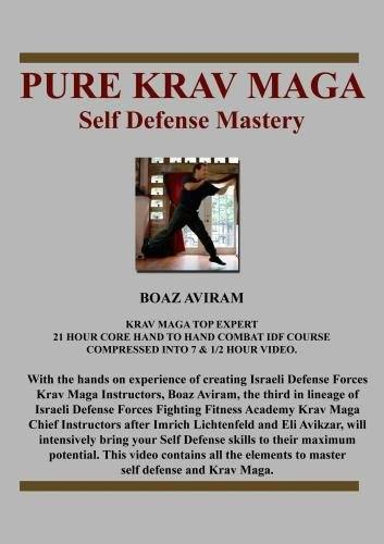 Pure Krav Maga - Self Defense Mastery DVD Set