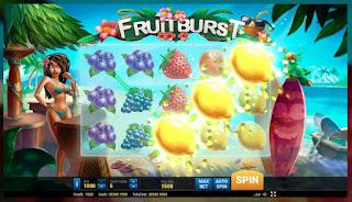 Lemons in Fruitburst