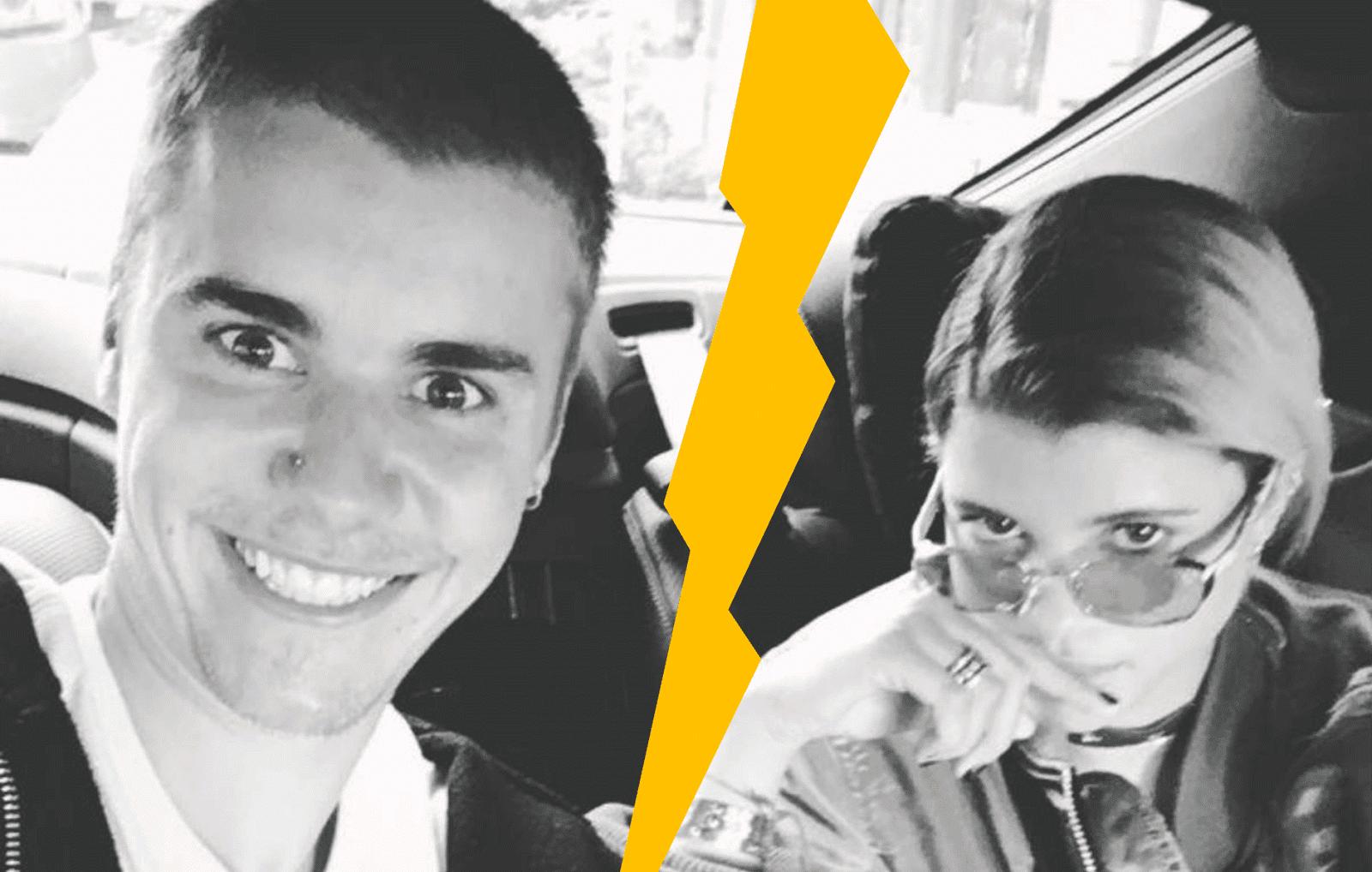 Justin Bieber y Sofia Richie le ponen fin a su relación