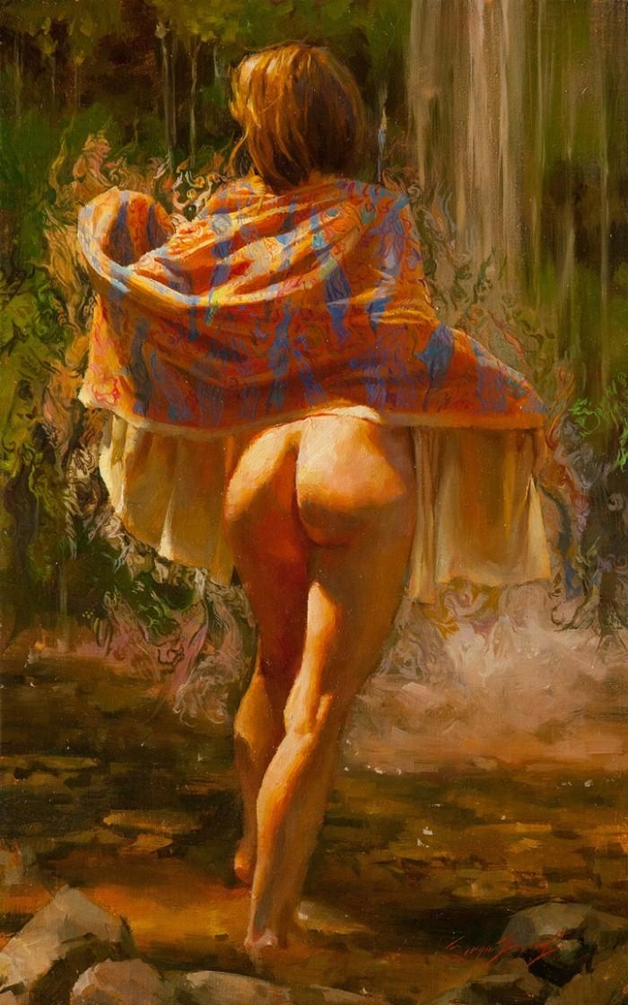 Современные художники Америки. Sergio Lopez 9