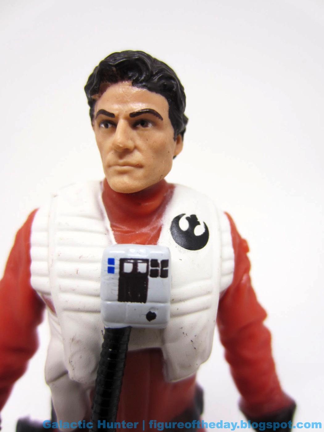 Resistance Pilot The Last Jedi Poe Dameron Star Wars Force Link Figure 3.75 Inches Hasbro C1507
