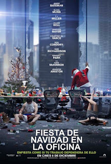 Fiesta de Navidad en la oficina / Office Christmas Party (2016) Online