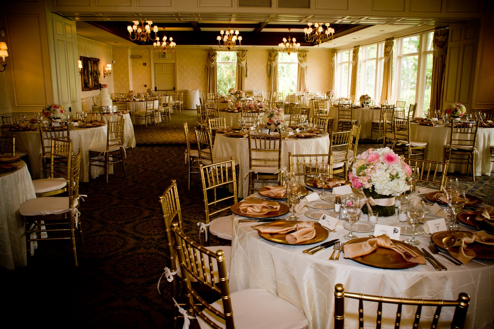 Orchard Lake Country Club Wedding