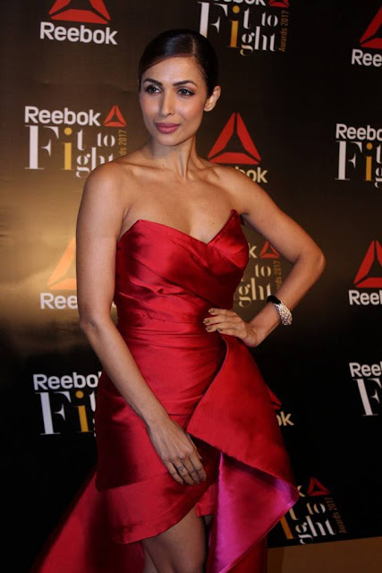 Malaika Arora Stills At Reebok Fit To Fight Awards