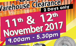 Electrical Home Appliances Warehouse Clearance 2017