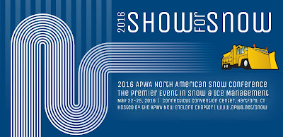 2016 APWA North American Snow Conference