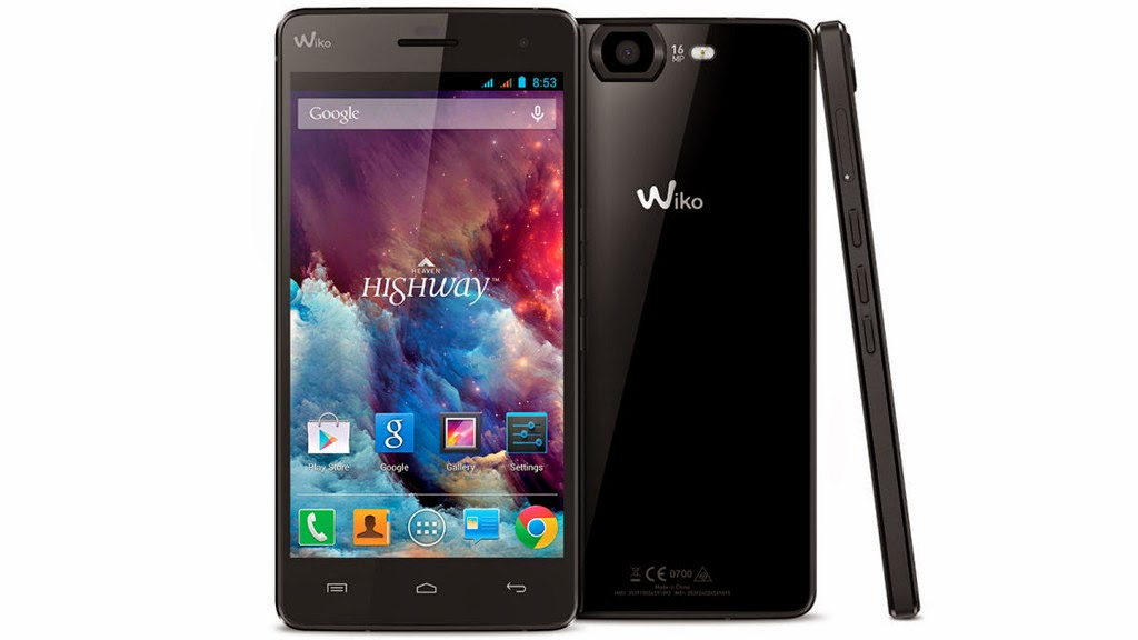 harga spesifkasi wiko highway 4g - technogrezz
