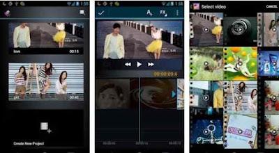 Aplikasi Edit Video Terbaik untuk Android 2017
