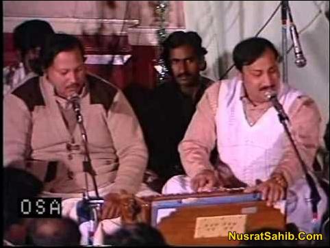 Tan Man Dhan Sab Waron Tum Par Jo Aao Moray Ghar Piya Lyrics Nusrat Fateh Ali Khan [NusratSahib.Com]