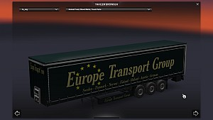 Euro Transport Group trailer mod