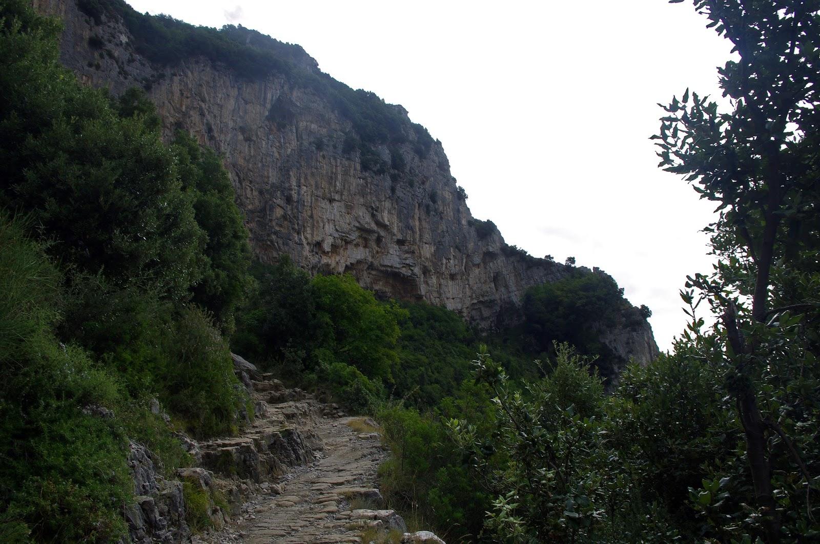 Walk of the Gods Amalfi Coast Italy