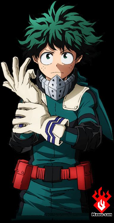 Boku no Hero Academia Deku