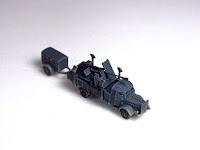 L4500A mit 5cm Flak 41