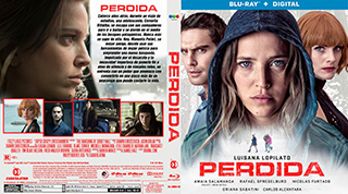 Perdida - Cover BluRay