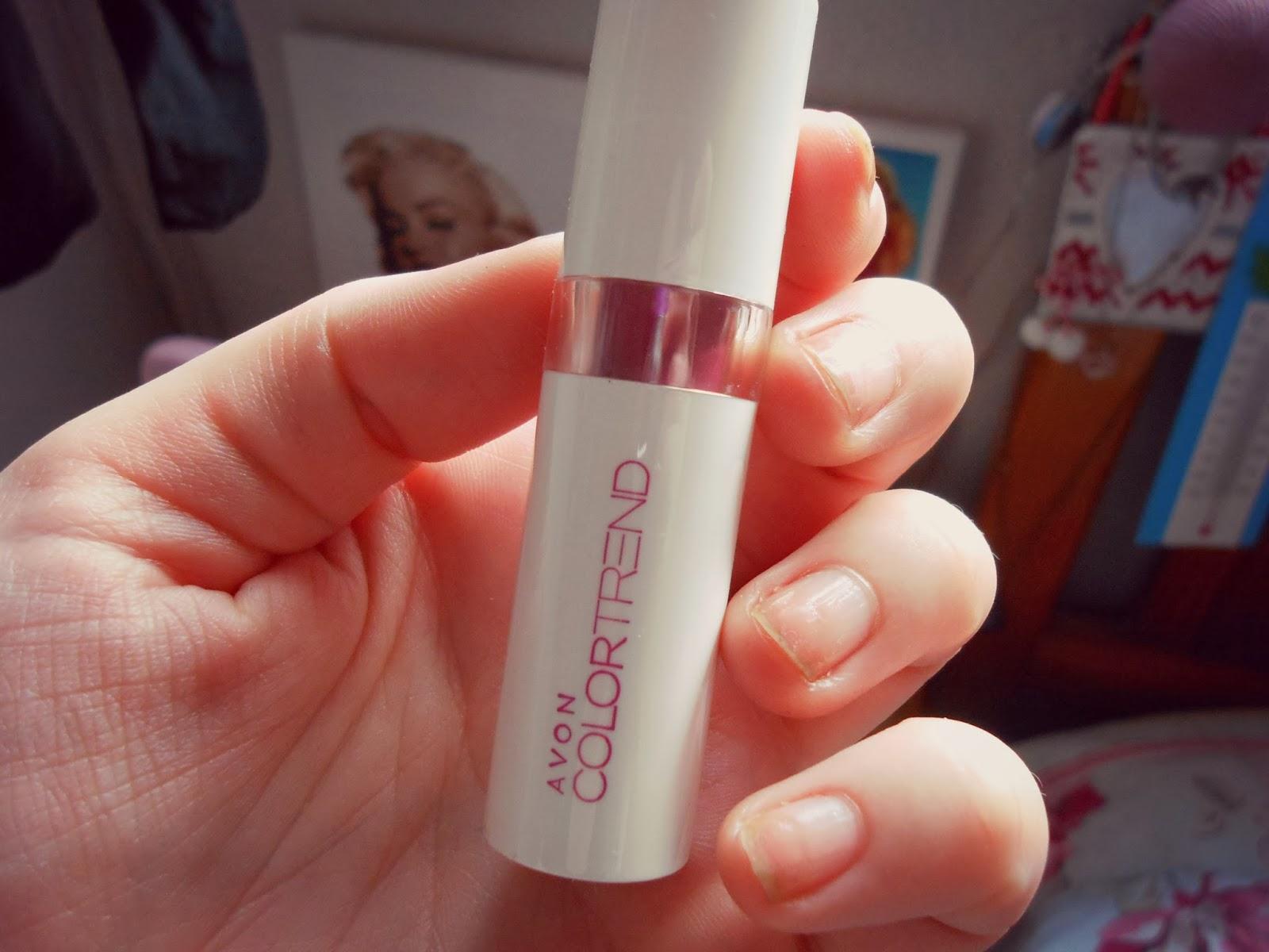 Avon Color Trend Lipstick Review Love Maisie
