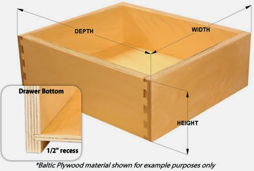 Kitchen Drawer Boxes Ikea