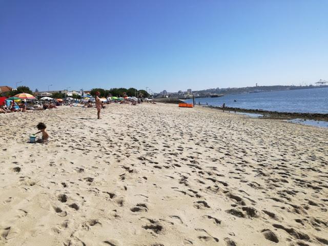 Praia Fluvial da Saúde