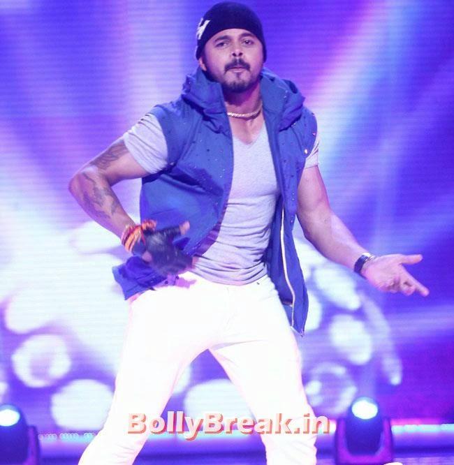 Sreesanth, Jhalak Dikhhla Jaa Season 7 Grand Launch Pics