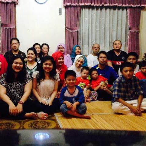 Momen-momen Istimewa bersama Keluarga Besar