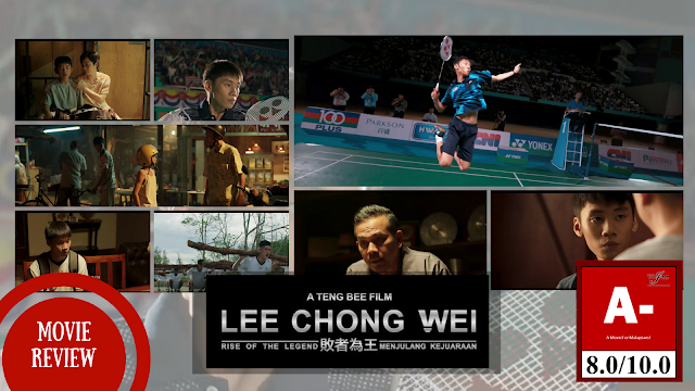 [Movie Review] Lee Chong Wei (2018)