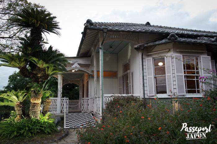 Petit pavillon, Glover Garden, Nagasaki, Kyushu