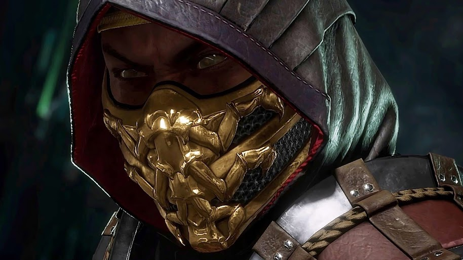 Scorpion Mortal Kombat 11 4k Wallpaper 121