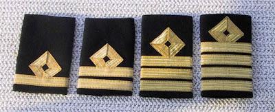 Ranks and Salary ~ Merchant Navy