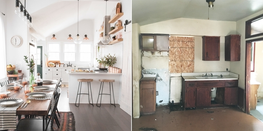 Niesamowita metamorfoza stuletniego domu, wystrój wnętrz, wnętrza, urządzanie mieszkania, dom, home decor, dekoracje, aranżacje