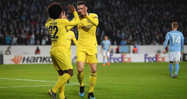 Slavia Praga vs. Chelsea EN VIVO ONLINE eurpa league