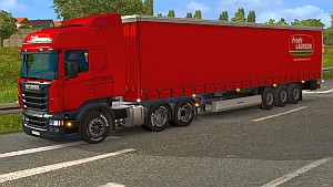 Frode Laursen pack for Scania R and RJL