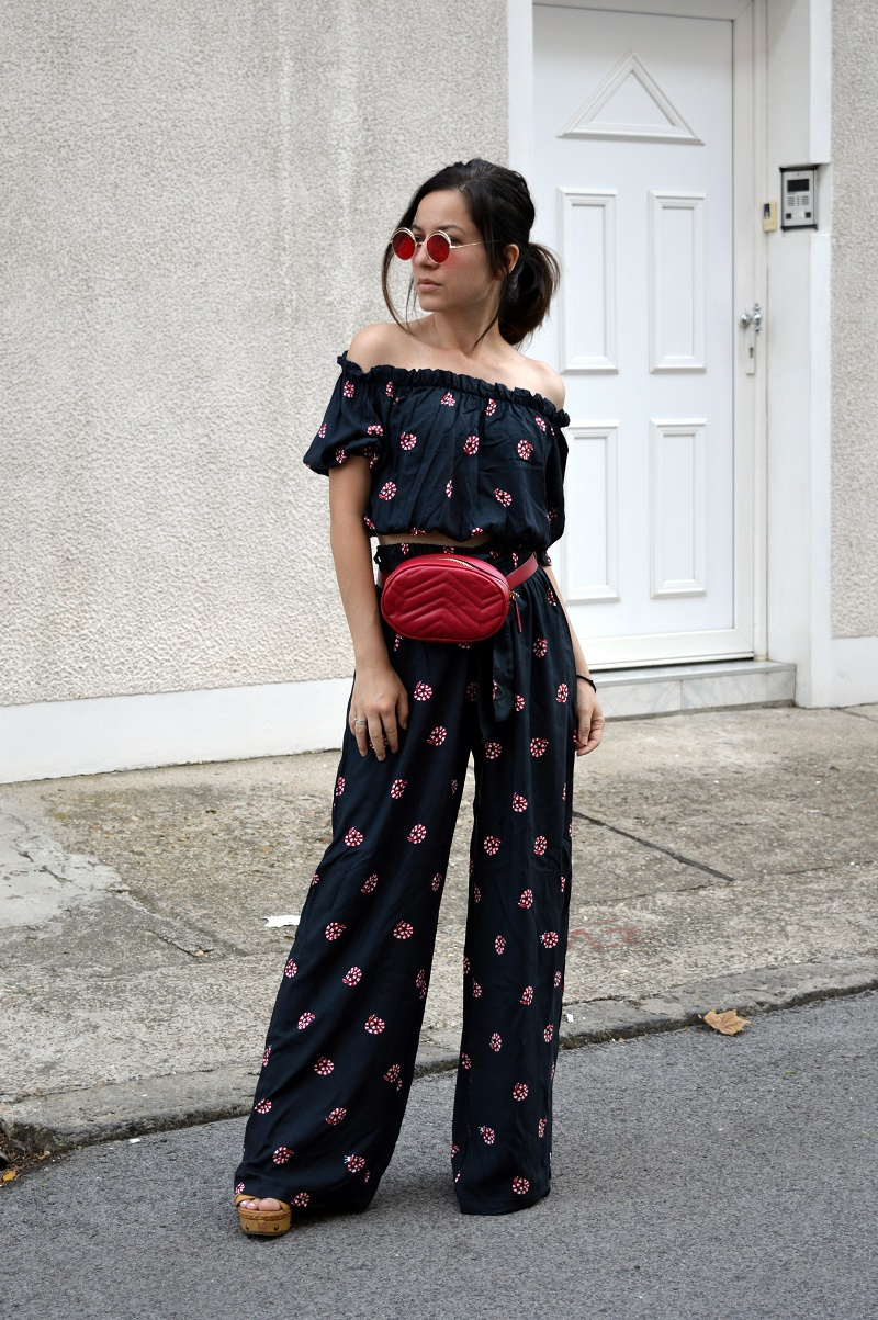 co-ord two piece outfit matching set