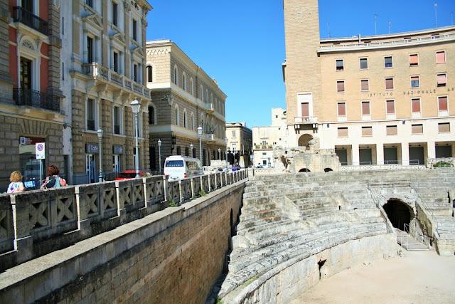 anfiteatro, monumento romano