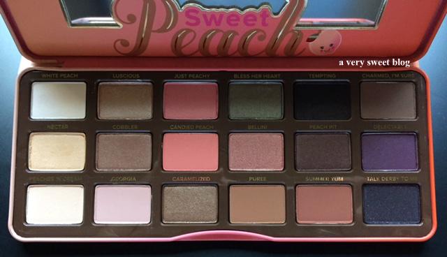 too faced peach palette sverige