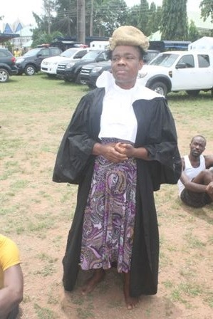 Fake Female Lawyer Arrested By Nigerian Police
