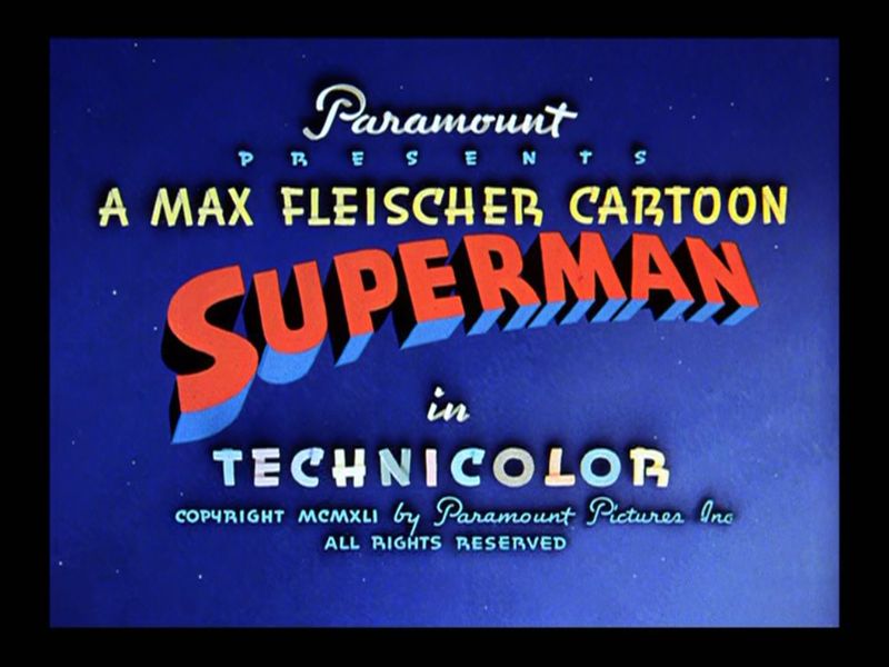 Superman (The Mad Scientist)