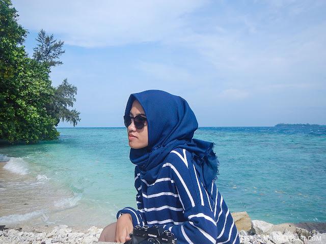 Pengalaman Open Trip Pulau Harapan