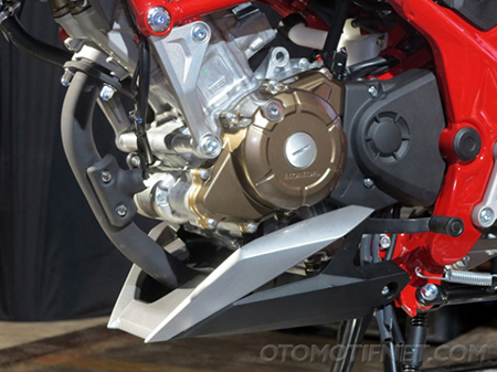 Galeri Foto Honda CB150R Special Edition 10