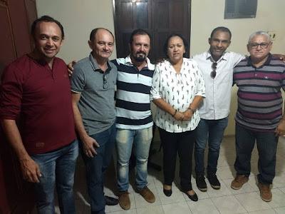 Fátima recebeu nesta terça-feira (16), adesão das lideranças políticas de São Tomé