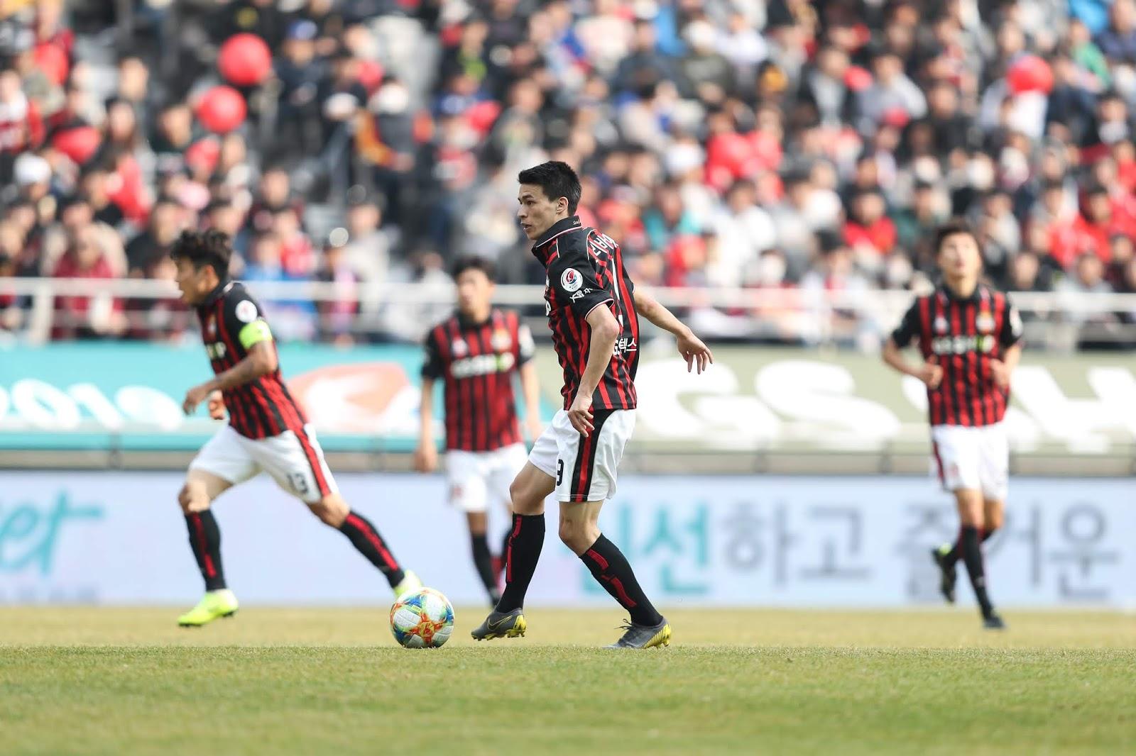 Recap: FC Seoul 2-0 Pohang Steelers Match Report K League 1 Ikromjon Alibaev